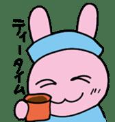 rabbitnurse sticker #1909482