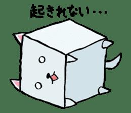 SHIKAKUINU sticker #1910871