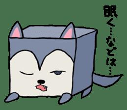SHIKAKUINU sticker #1910893