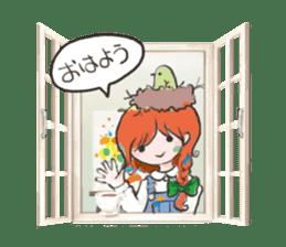 Talk and Window sticker #1913221