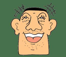 chunky guy sticker #1913422