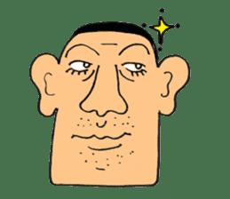 chunky guy sticker #1913424