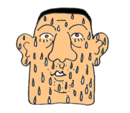 chunky guy sticker #1913432
