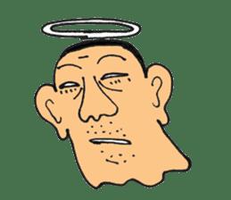 chunky guy sticker #1913434