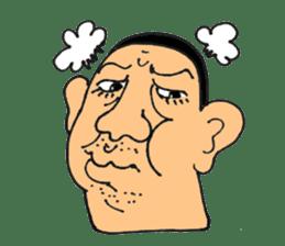 chunky guy sticker #1913438