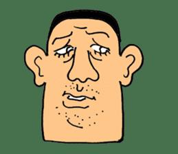 chunky guy sticker #1913439