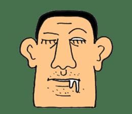 chunky guy sticker #1913444