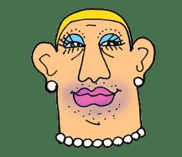 chunky guy sticker #1913447