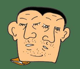 chunky guy sticker #1913449