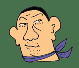 chunky guy sticker #1913451