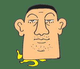 chunky guy sticker #1913452