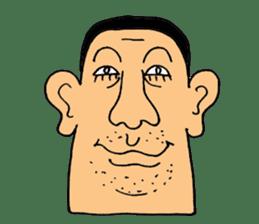 chunky guy sticker #1913458