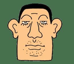 chunky guy sticker #1913459