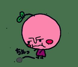 cute cherry sticker #1913959