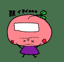 cute cherry sticker #1913964