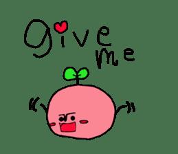 cute cherry sticker #1913971
