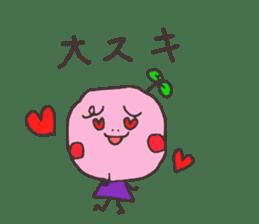 cute cherry sticker #1913980