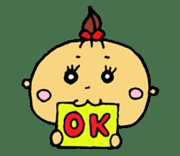 a-chan days sticker #1914103