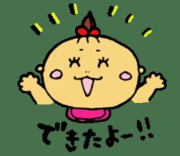 a-chan days sticker #1914121
