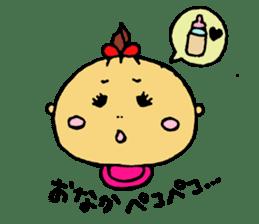 a-chan days sticker #1914130