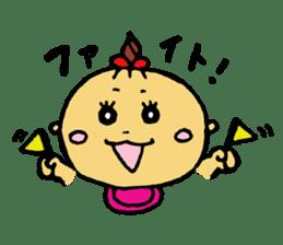 a-chan days sticker #1914131