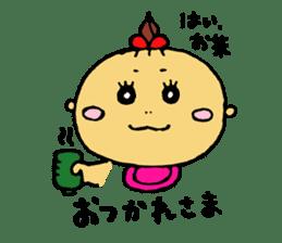 a-chan days sticker #1914138