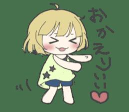 masao and kame sticker #1918555
