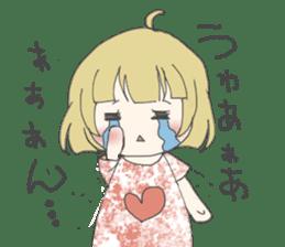 masao and kame sticker #1918570