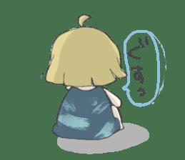 masao and kame sticker #1918571