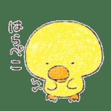 Hogehogepeanuts sticker #1920527