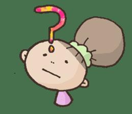 Asuka-chan sticker #1920784