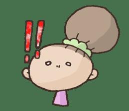 Asuka-chan sticker #1920785