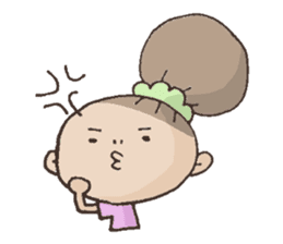 Asuka-chan sticker #1920795