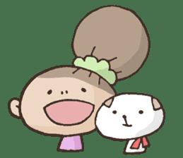 Asuka-chan sticker #1920799