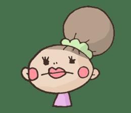 Asuka-chan sticker #1920800