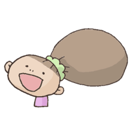 Asuka-chan sticker #1920801