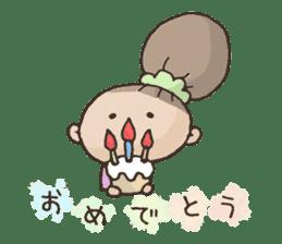 Asuka-chan sticker #1920810