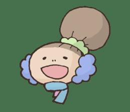 Asuka-chan sticker #1920812