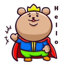 Kingdom of the bear sticker #1922221