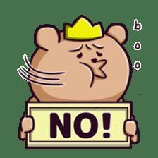 Kingdom of the bear sticker #1922226