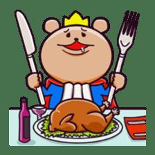 Kingdom of the bear sticker #1922233