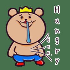 Kingdom of the bear sticker #1922234