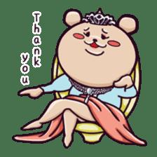 Kingdom of the bear sticker #1922240