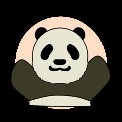 PandaSticker