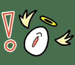 Egg Angel sticker #1924545