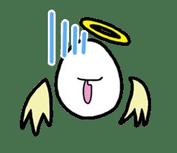 Egg Angel sticker #1924550