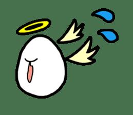 Egg Angel sticker #1924555