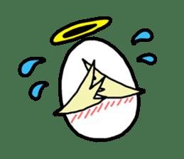 Egg Angel sticker #1924556