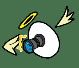 Egg Angel sticker #1924558