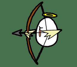 Egg Angel sticker #1924564
